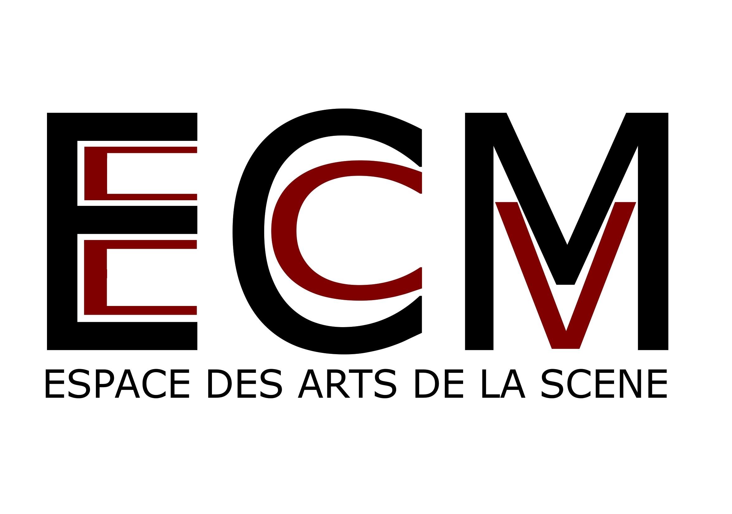 logo ECM espace comédie musicale